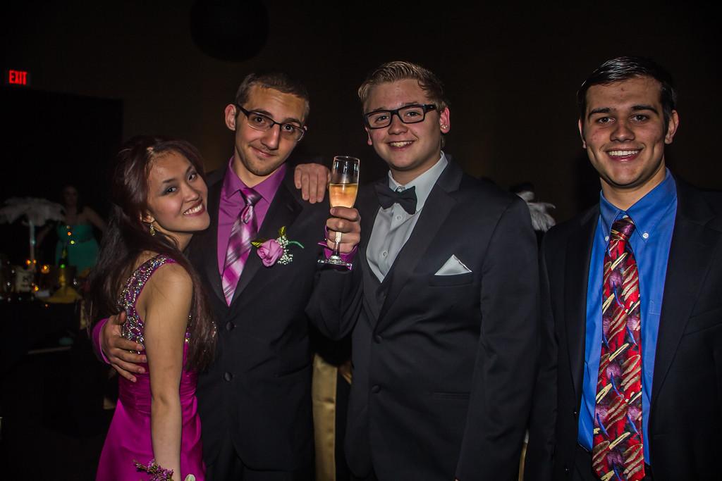 Description of . Eton Academy Prom 2014 - Novi Suburban Collection Showplace 5/02/2014.  Photos by Dylan Dulberg//Special to The Oakland Press