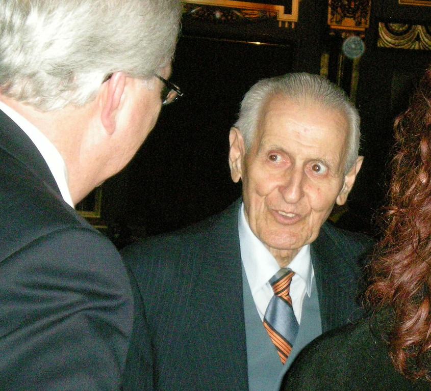 Description of . Dr. Jack Kevorkian at the HBO