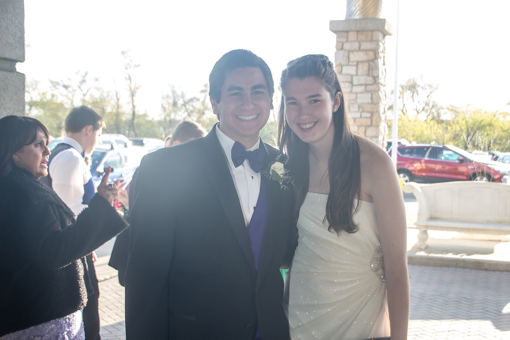 Description of . Troy Athens Prom 2014 - Andiamo - Warren, 5/03/2014.  Photos by Dylan Dulberg//Special to The Oakland Press