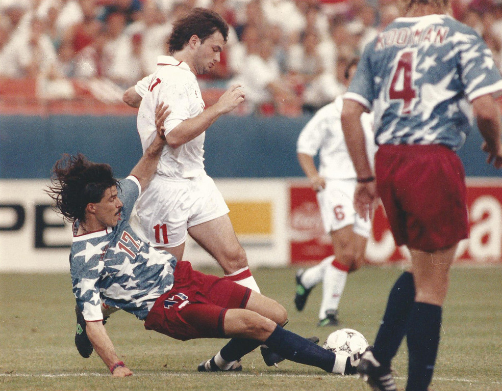 Description of . The 1994 World Cup opening-round games were held at The Pontiac Silverdome. Oakland Press file photo