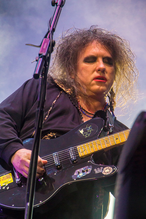 Description of . The Cure closed out the final night of the Red Bull Sound Select Stage