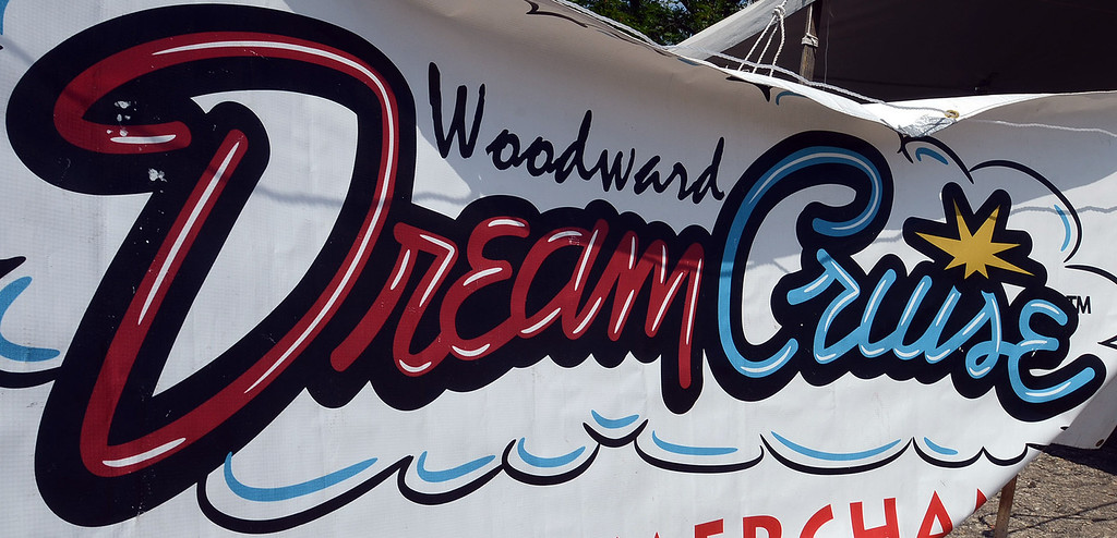 Description of . The 19th Annual Woodward Dream Cruise taking place in Pontiac, Saturday August 17, 2013. (Oakland Press Photo:Vaughn Gurganian)
