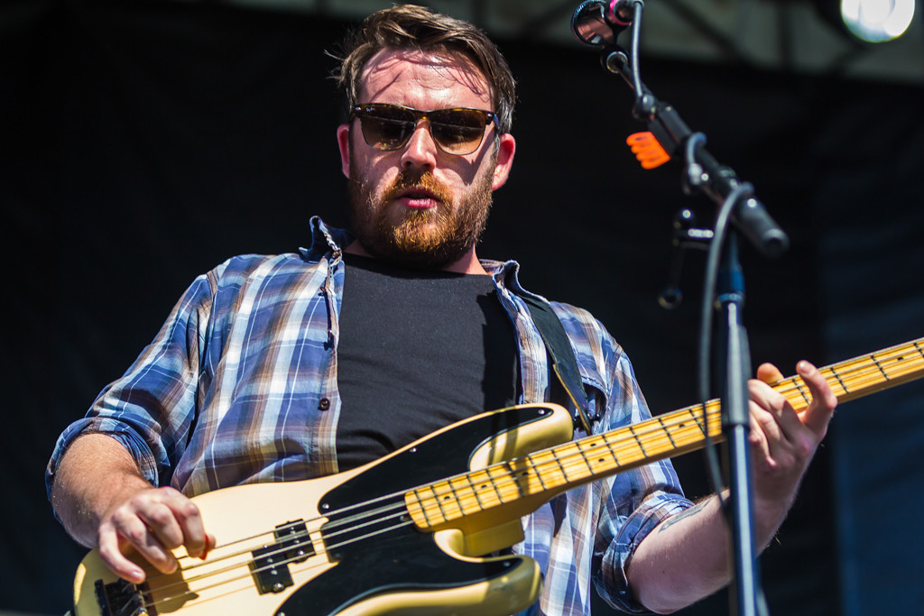 Description of . Frightened Rabbit performs at Laneway Festival. Frightened Rabbit is an indie rock band from Scotland.