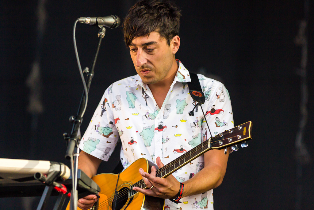Description of . Grizzly Bear at Lollapalooza