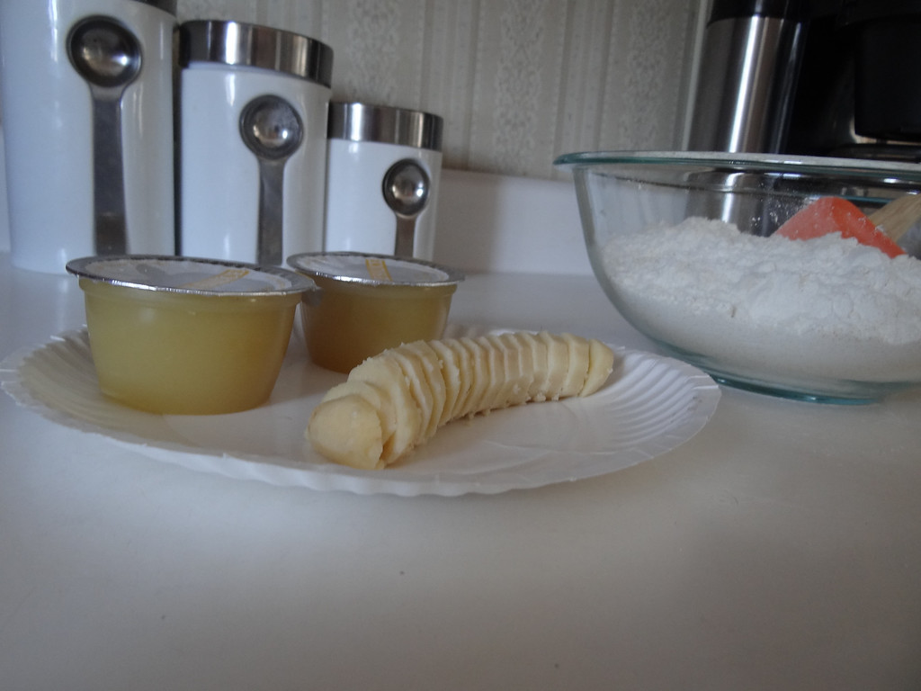 Description of . You'll add the banana to your recipe along with the applesauce if not using eggs.