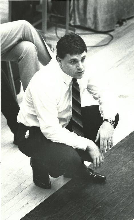 Description of . Undated photo of Oakland men's basketball coach Greg Kampe. Oakland Pres file photo