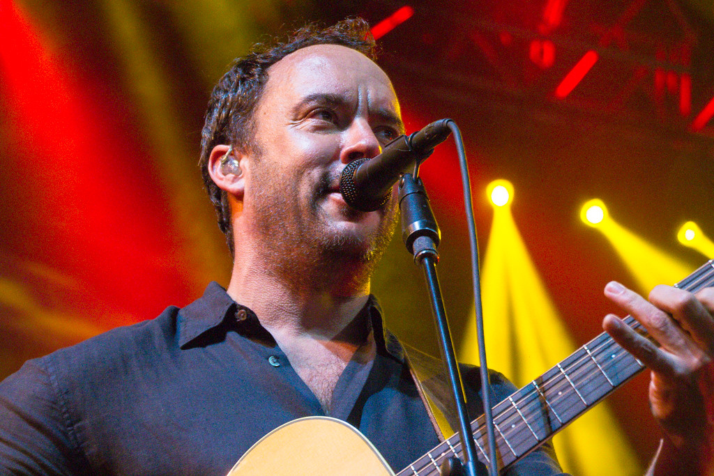 . Dave Matthews Band - DTE Energy Music Theatre - 6/25/2014 - Photos by Dylan Dulberg/Special to The Oakland Press