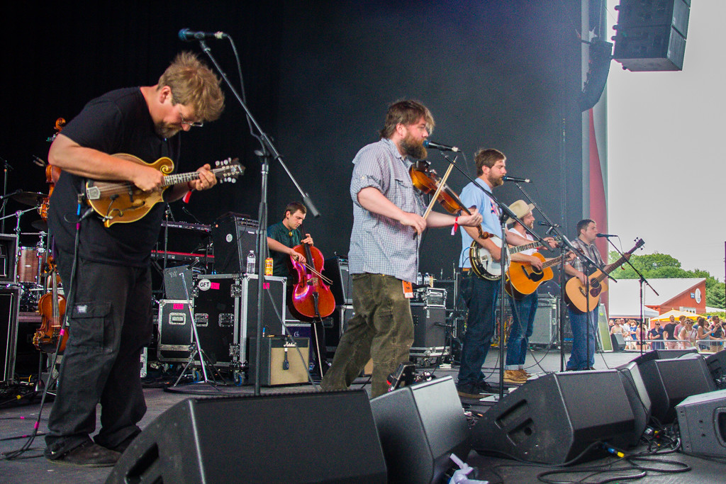 . Trampled by Turtles performing at Mo Pop Fest - Freedom Hill, Sterling Heights - 6/12/14. Photos by Dylan Dulberg/Special to The Oakland Press