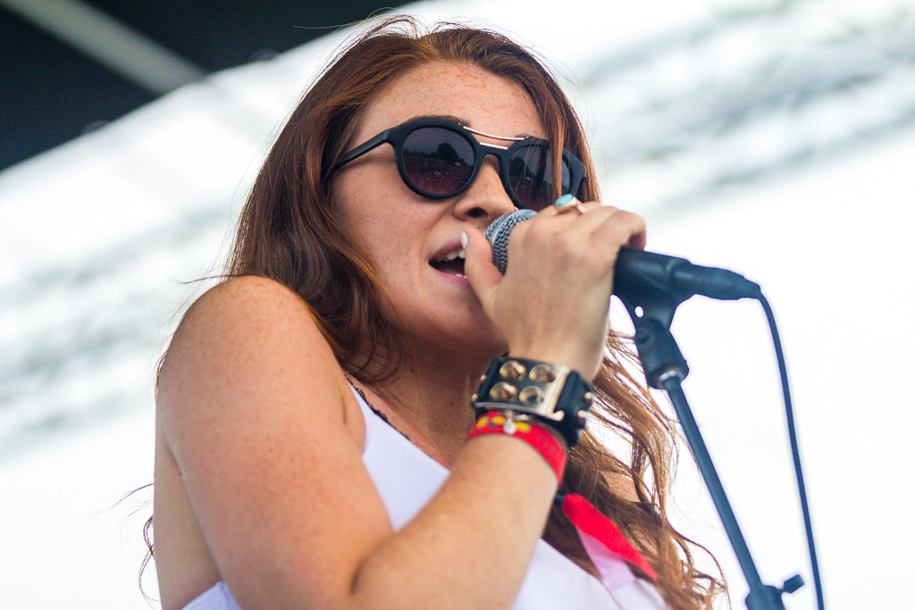. Misterwives performing at Mo Pop Fest - Freedom Hill, Sterling Heights - 6/12/14. Photos by Dylan Dulberg/Special to The Oakland Press