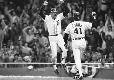 Baseball World Series 1984