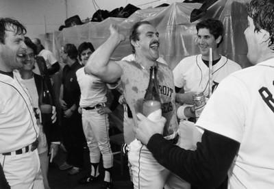 Kirk Gibson                           Detroit Tigers