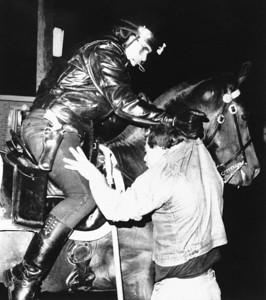 Demonstration and Riots: Michigan 1984