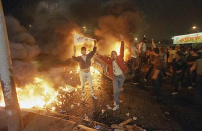 Detroit Riots After World Series 1984