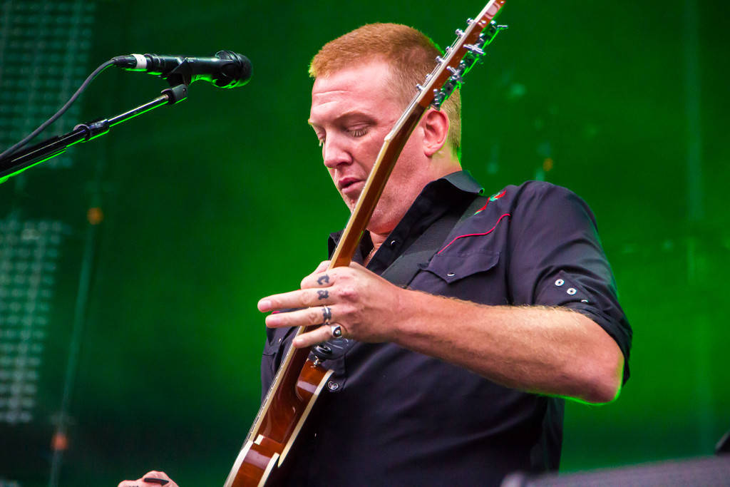 . Queens of the Stone Age at Lollapalooza