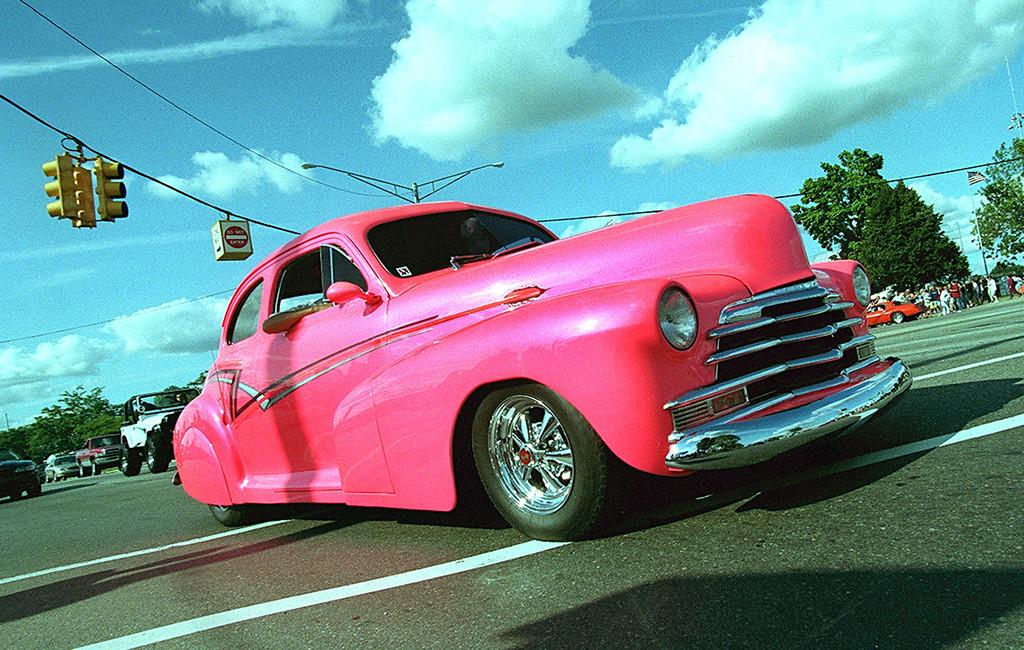. Dream Cruise 2000 in Royal Oak.