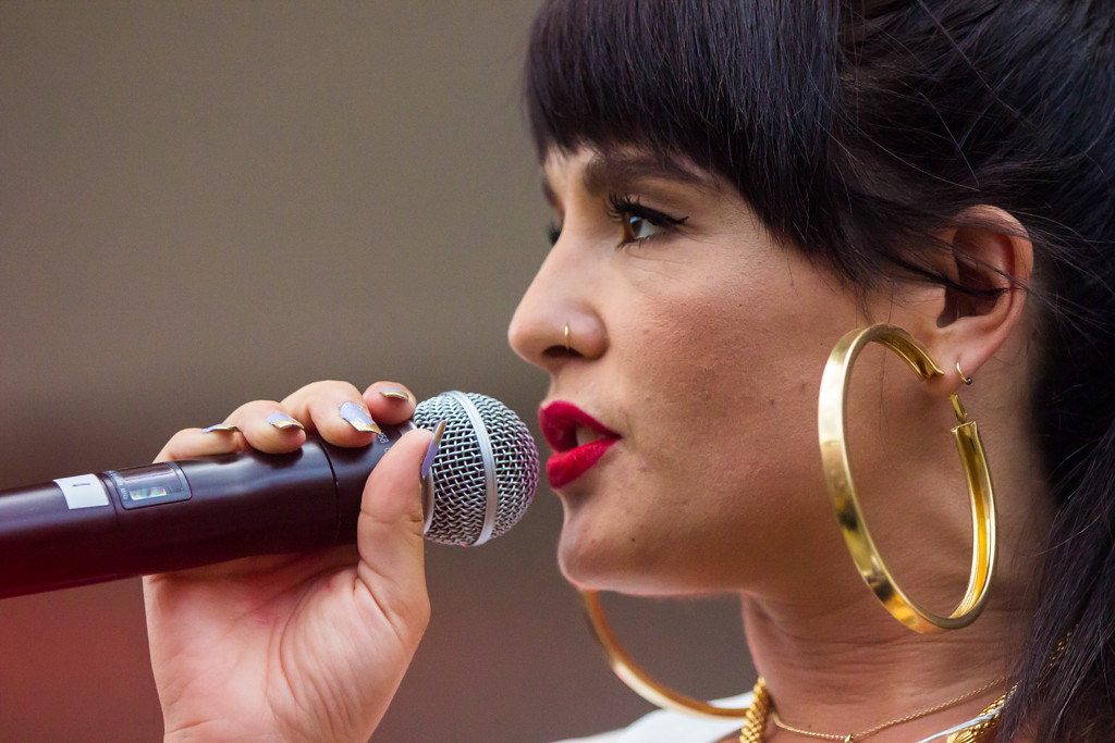 . Jessie Ware at Lollapalooza