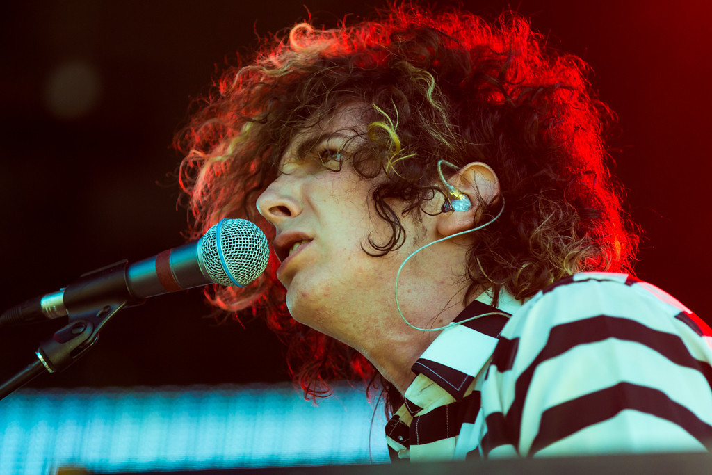 . Youth Lagoon, led by California-born frontman Trevor Powers, had fans of all ages singing along throughout the set.
