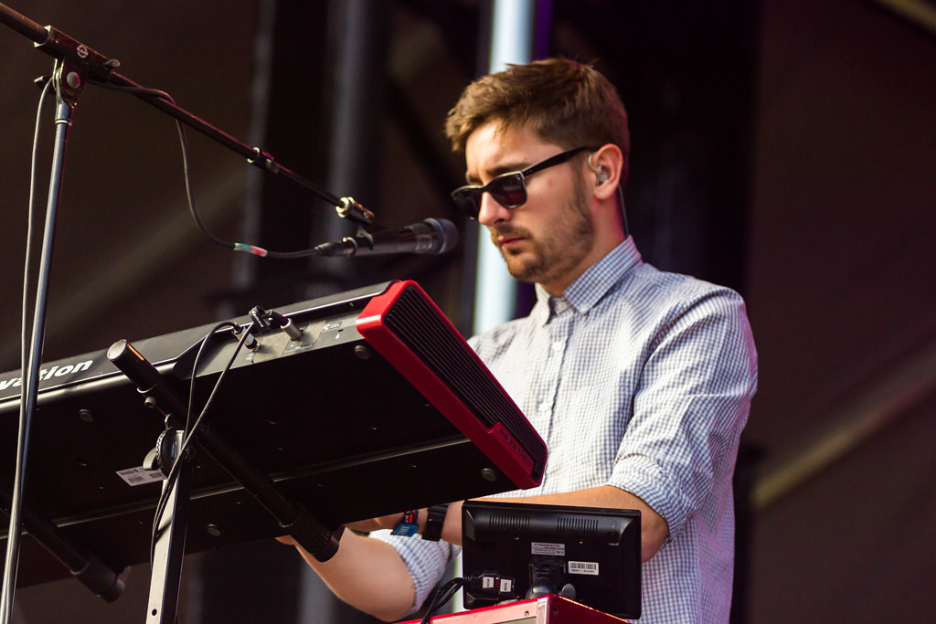 . Alt-J at Lollapalooza