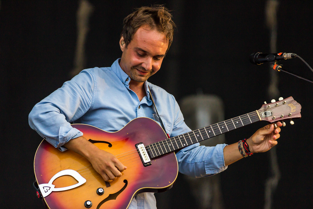 . Grizzly Bear at Lollapalooza