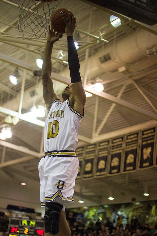 . #10 Duke Mondy. Photos by Dylan Dulberg/The Oakland Press