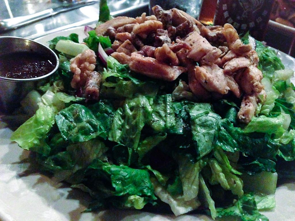 . Republica Chopped Salad at Republica in Berkley. Photo by Lori Yates.