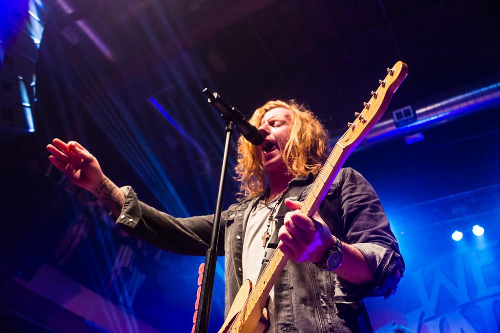 . We the Kings - Crofoot Ballroom 8/11/13