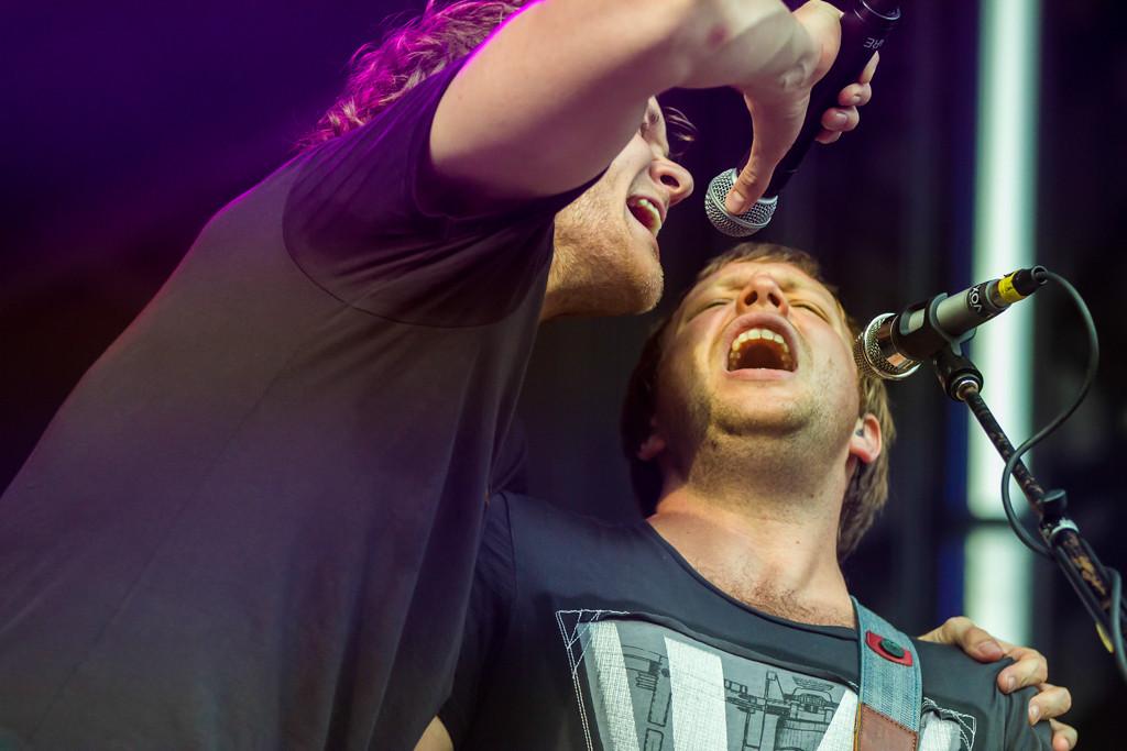 . Imagine Dragons at Lollapalooza
