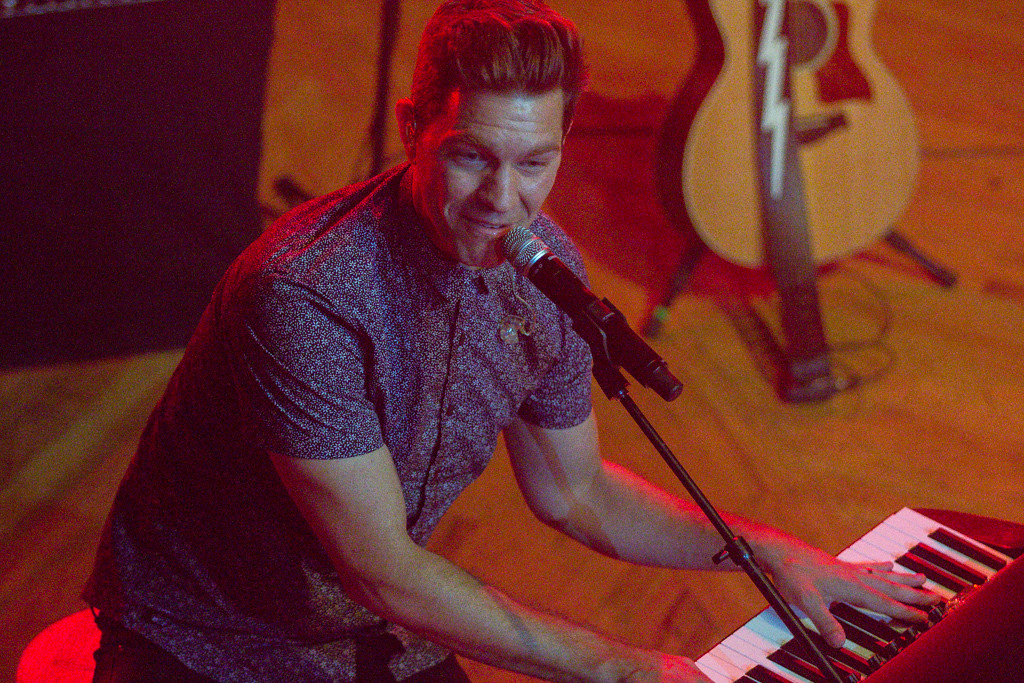 . Andy Grammer - The Crofoot Ballroom - Pontiac, Michigan - 7/7/2014 - Photos by Dylan Dulberg/Special to The Oakland Press