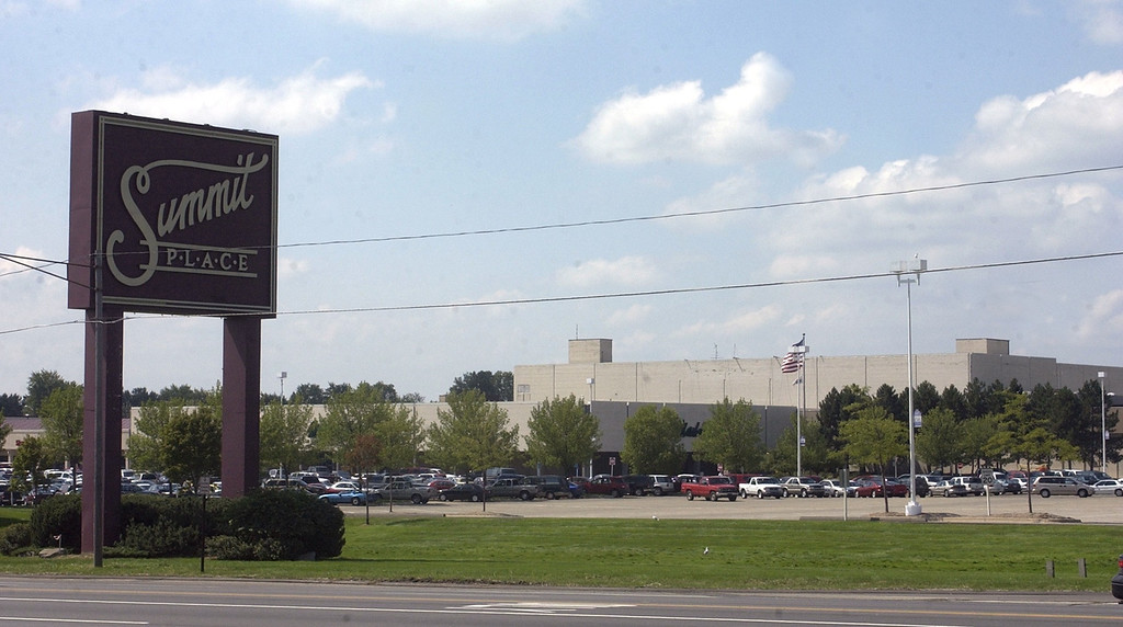 . The Summit Place mall located on Telegraph rd in Waterford Twp.